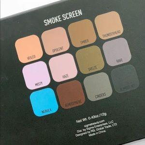 Sigma Beauty: Smoke Screen Eyeshadow Palette